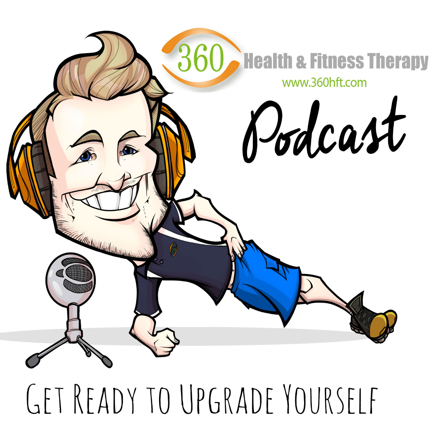 The 360 Health and Fitness Therapy Podcast
